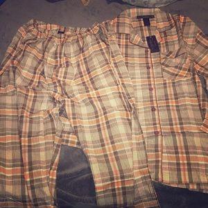 COPY - ✨❄️Men's pajama set NWT